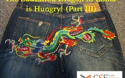The Education Dragon in China is Hungry (Part III)