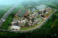 British International Boarding School In Qingdao, China