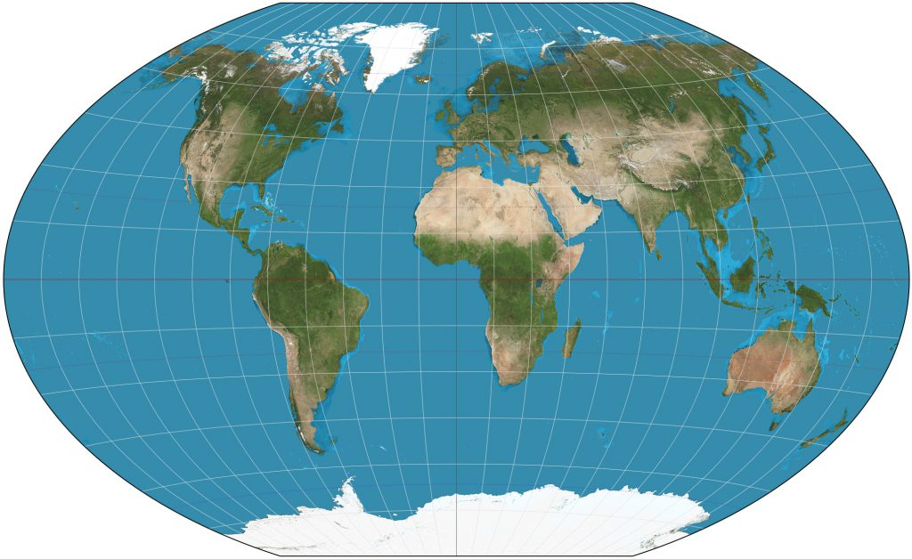 This image has an empty alt attribute; its file name is Winkel_triple_projection_SW-1024x628.jpg