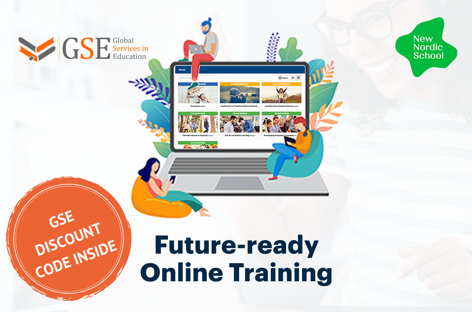 New Nordic School is Launching Future-ready Online Training