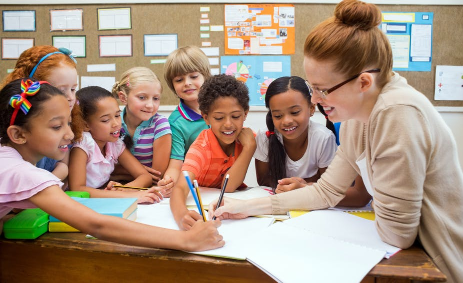 Teachers are the experts in our schools