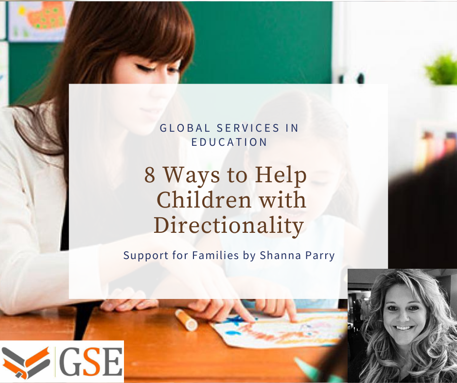 ways to help children with directionality