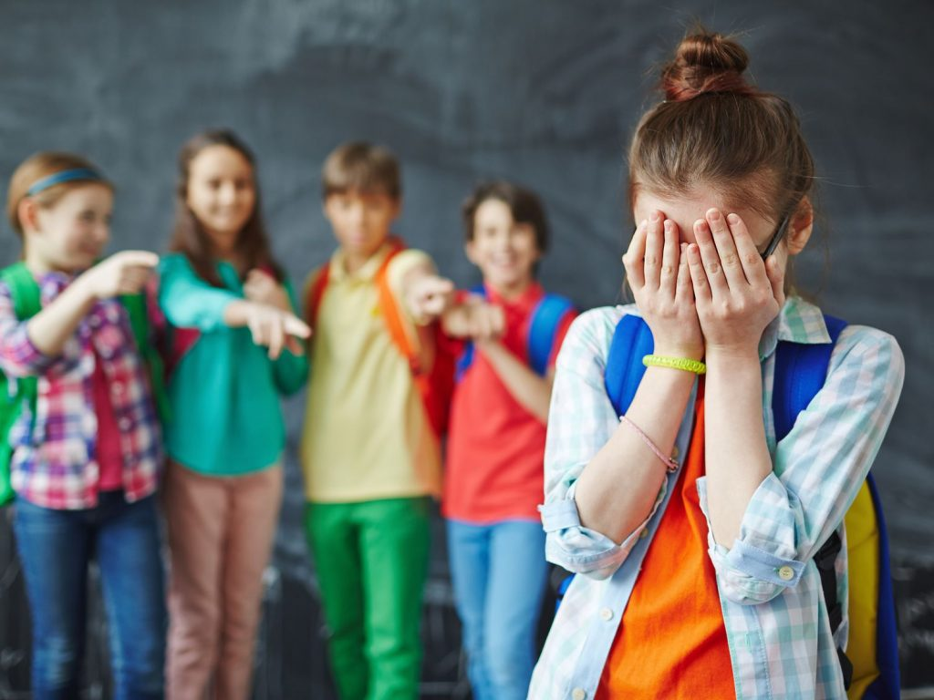 Help Your Child Deal With Peer Pressure