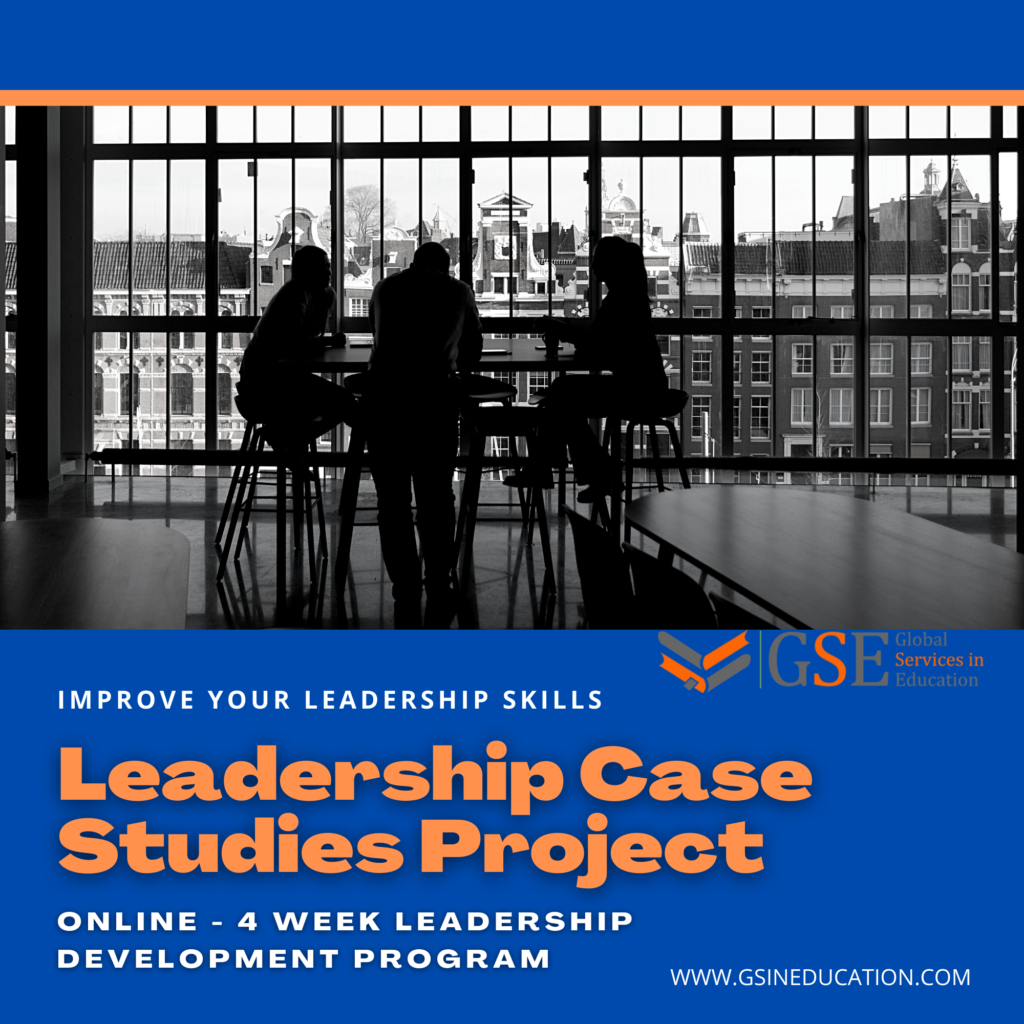 The Leadership Case Studies Project